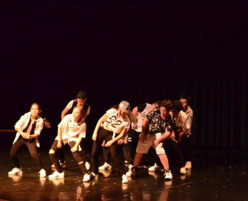scuola di danza verona corso hip hop
